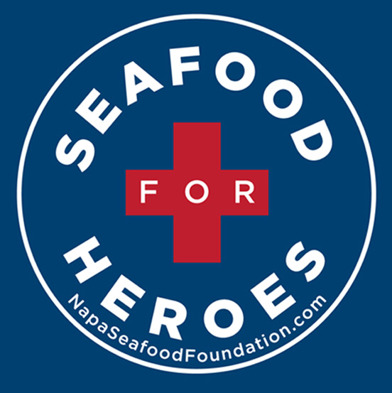 Seafood for Heroes